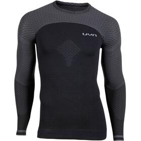 UYN Running Alpha OW Longsleeve Shirt Heren, zwart/grijs